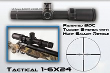 Huskemaw Tactical 1-6x24